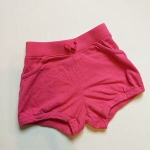 Pink Summer Shorts * Size 4T